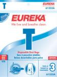Eureka Style T Vacuum Cleaner Bags 18 Pack 61555B-6