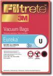 Filtrete by 3M Eureka U Microallergen Vacuum Bags (Case of 18)