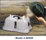 Jiffy J-4000H Pro-Line Series Hat Steamer
