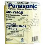 Panasonic Replacement Bags for PAN MC-V9635 Vacuum Cleaner - 3 Pack