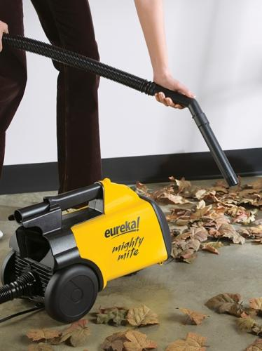 Mighty Mite 12 Amp Canister Vacuum Cleaner