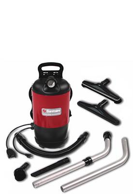 Sanitaire Sc412a Commercial Backpack Vacuum Cleaner