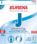 Eureka Style J Vacuum Cleaner Bags 18 Pack, 61515C-6