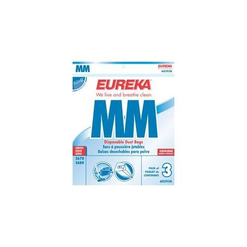 Eureka Style Mm Vacuum Cleaner Bags 18 Pack 60295c 6